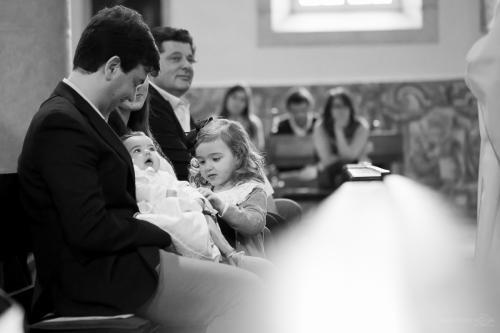 Baptismo Filipa (14.05.2016) - Igreja (P&B) br - 22